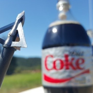 Diet Coke and Mentos: Trick Shots with Cam Hanes