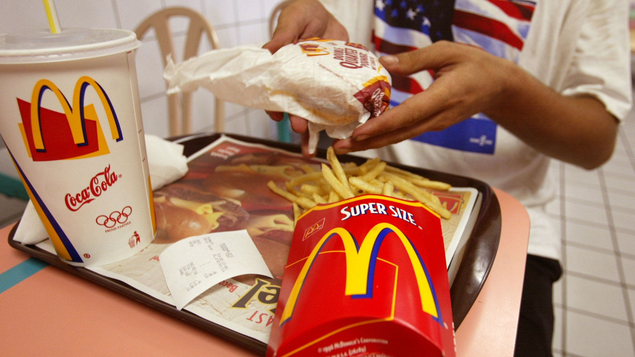 big office or mc donalds essay The mcdonald's story the mcdonald brothers dick and mac mcdonald moved to california to seek opportunities they felt unavailable in new england the big mac.