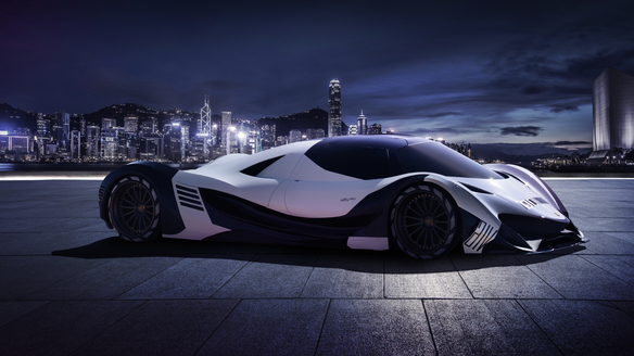 Devel Sixteen Hypercar | Ride of the Week