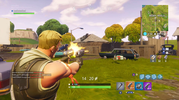 Everything You Need to Know About the Fornite 4.5 Patch