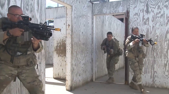 Army May Add Another Eight Weeks to Infantry Training