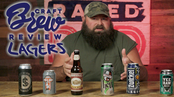 Alabama Boss Tries Some Lagers | Craft Brew Review