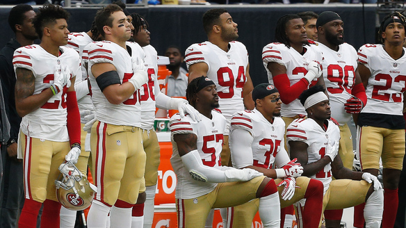 NFL Takes Stand Against Kneeling With New Policy