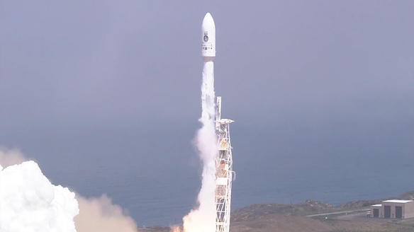 U.S. Air Force Awards SpaceX Its First Falcon Heavy Contract
