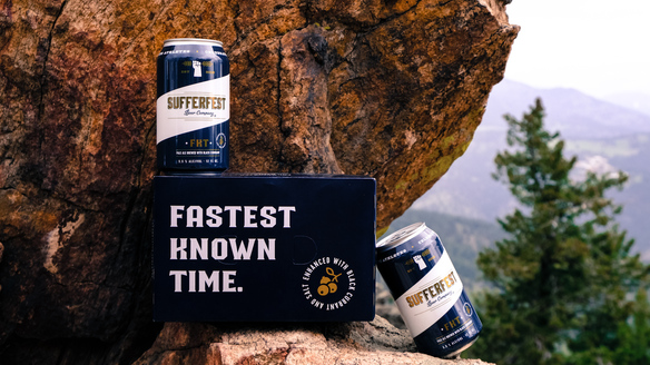 FKT Pale Ale Was Brewed to Replenish You After a Long Workout