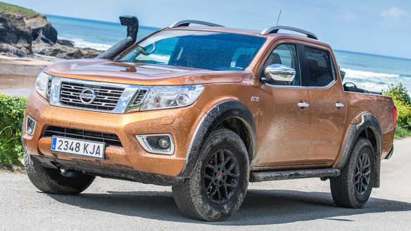 Nissan Just Dropped A Midsize Pickup That's Built For Adventure