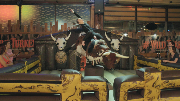 Rated Red Games: Mechanical Bull Riding