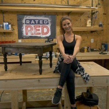 Red Hot Building: Coffee Table