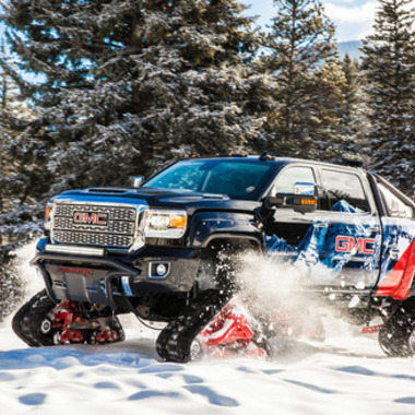 Ride of the Week: 2018 GMC Sierra 2500HD All Mountain Concept