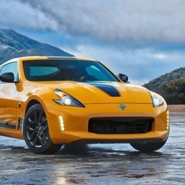 Ride of the Week: Nissan 370Z Coupe Heritage Edition