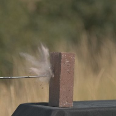 Can You Bust a Brick with an Arrow? Cam Hanes Tests It Out