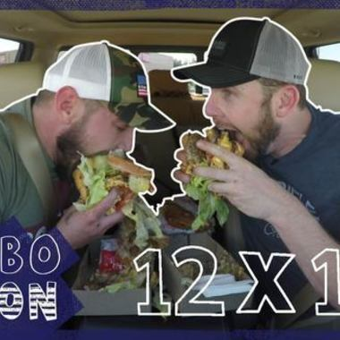 COMBOnation: We Try In-N-Out's 12x12 Burger