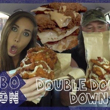 COMBOnation: We Try Chick-Fil-A's Double Double Down