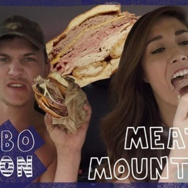 COMBOnation: We Try Arby's Secret Meat Mountain