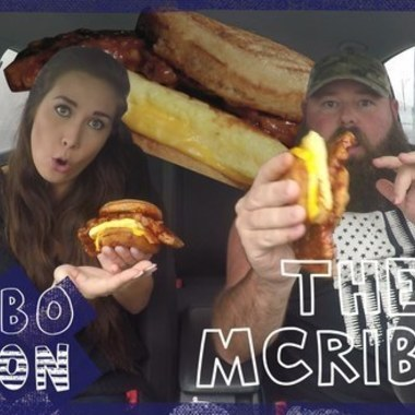COMBOnation: What If a McGriddle Porked a McRib?