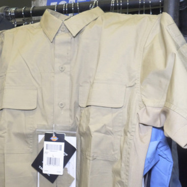 Dickies Unveils a New Line of Tactical Wear at Shot Show 2018