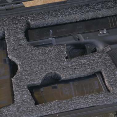 Tips and Tricks for Cutting the Foam in Your Handgun Case