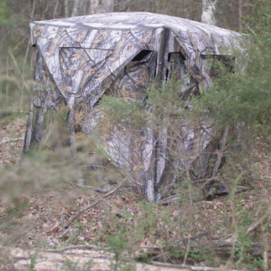 7 Tips for Improving and Maintaining Your Ground Blind