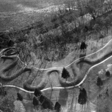 Strange Heartland History: What Is This Snake-Shaped Mound in Ohio?