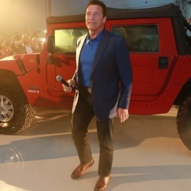 Ride of the Week: Kreisel All-Electric Hummer H1