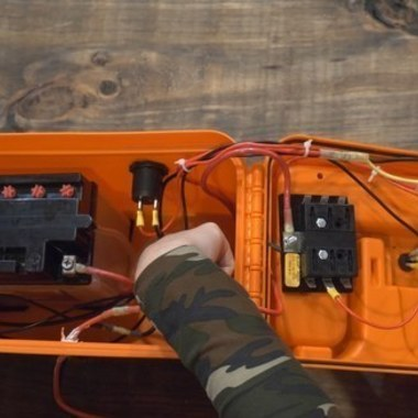 How to Build a Kayak Electrical Box