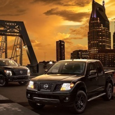 Ride of the Week: A First Look at Nissan's 2018 Midnight Edition Pickups