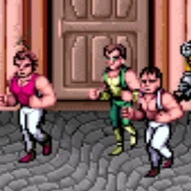 Gaming Throwback: Double Dragon