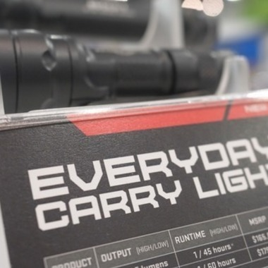 We Check Out New Handheld Lights from Surefire