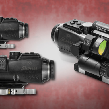 Burris Gives Us the Lowdown On Their New TMPR Prism Sights