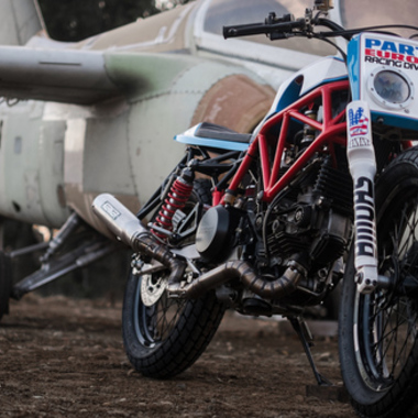 Ride of the Week: Ducati 750SS 'Desmo Flat' by Home Made Motorcycles