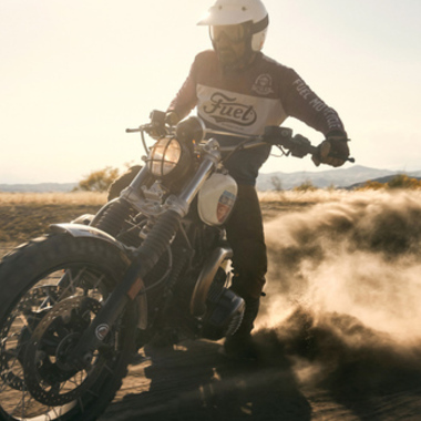 BMW R Ninet Urban G/S Coyote by Fuel Motorcycles | Ride of the Week