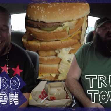 We Try McDonald's Trump Tower with Big Smo | COMBOnation
