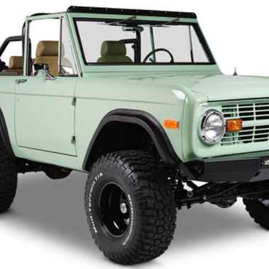 """1970 Ford Bronco """"Salt Flats"""" 