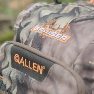 Allen Gives Us the Lowdown On Their New Bruiser Backpack