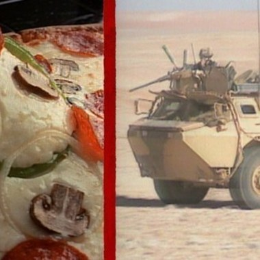 Strange Heartland History: When a Pizza Guy Broke the News About the Gulf War