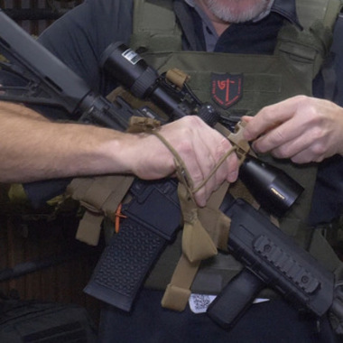 Go Hands-Free With Your Weapon Thanks to United States Tactical's Elite Carry System