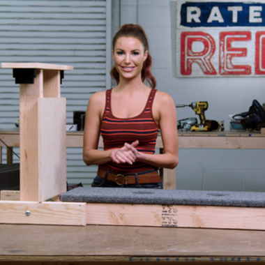 Red Hot Building Tailgate Edition: Washer Boards