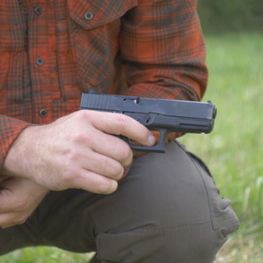 Here Are 4 Common Handgun Shooting Mistakes