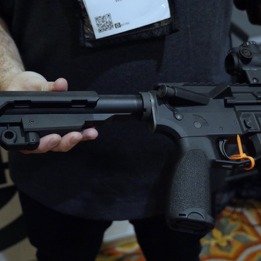 We Check Out the New SB A-3 Brace from SB Tactical at SHOT Show 2018
