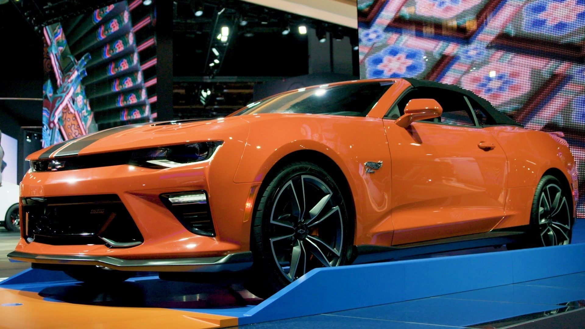 How Much Does Line X Cost >> Rated Red: Your Next Toy? The 2018 Chevy Camaro Hot Wheels 50th Anniversary Edition