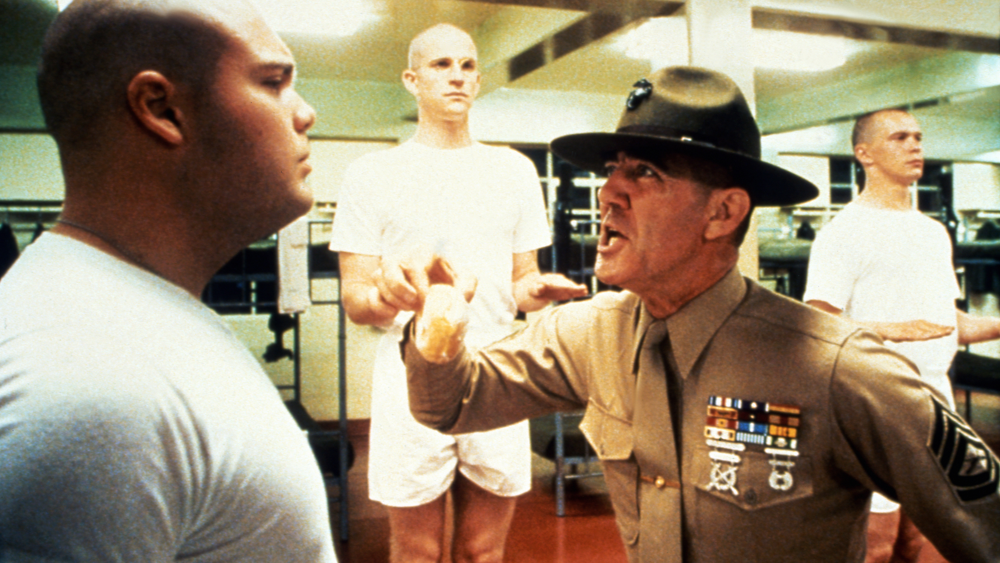 an introduction to the analysis of full metal jacket An excellent scene by scene analysis of full metal jacket and the jungian thing (kubrickfilmstripodcom) submitted 4 years ago by bug_eyed_earl 1 comment share.