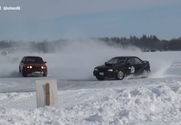 You're Gonna Wanna Try Ice Racing After This